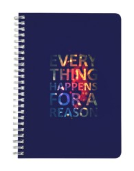 Everything Happens for a Reason Notebook