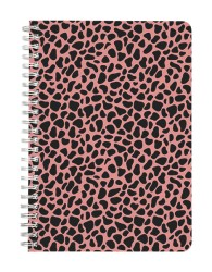 Leopard Minimal Notebook