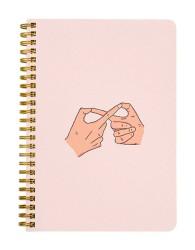 Infinite Loop Notebook