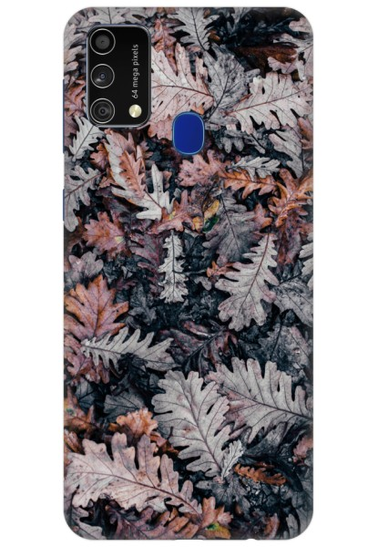 Aged Leaves for Samsung Galaxy F41