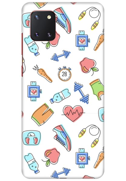 Workout Pattern for Samsung Galaxy Note 10 Lite