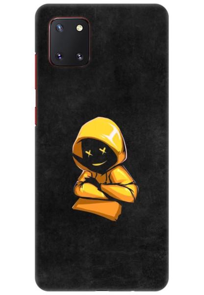 Yellow Hoodie Boy for Samsung Galaxy Note 10 Lite