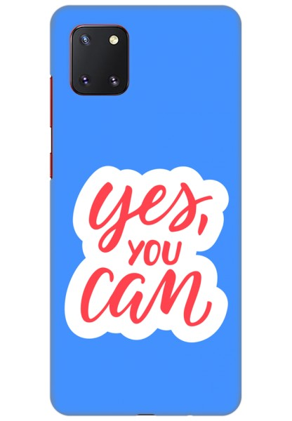 Yes You Can for Samsung Galaxy Note 10 Lite