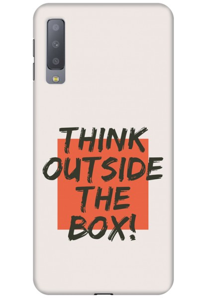Think Outside the Box for Samsung Galaxy A7 (2018)