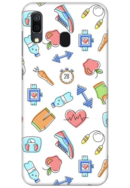 Workout Pattern for Samsung Galaxy A30