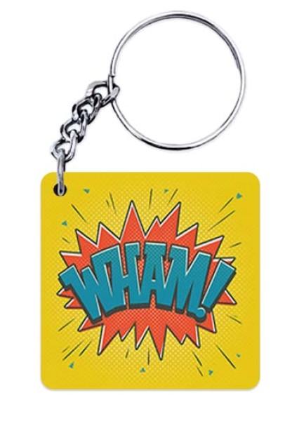 WHAM! Keychain