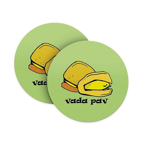 Vada Pav Coasters