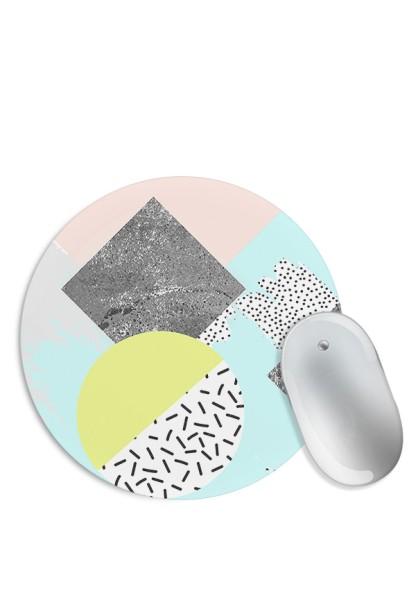 Abstract Shades Mouse Pad