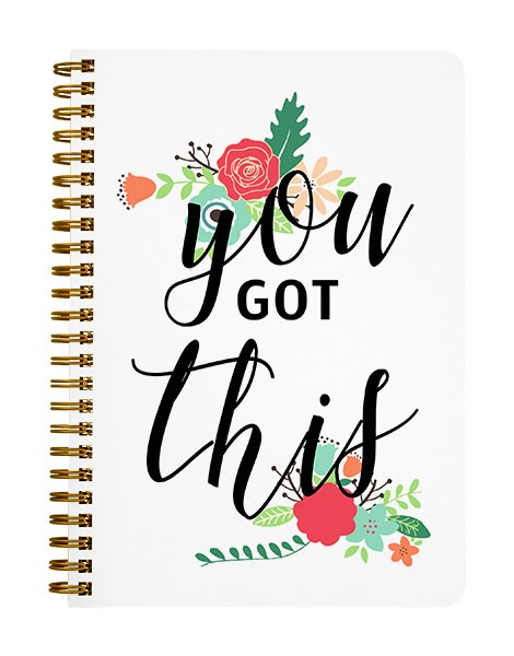 You Got This Notebook
