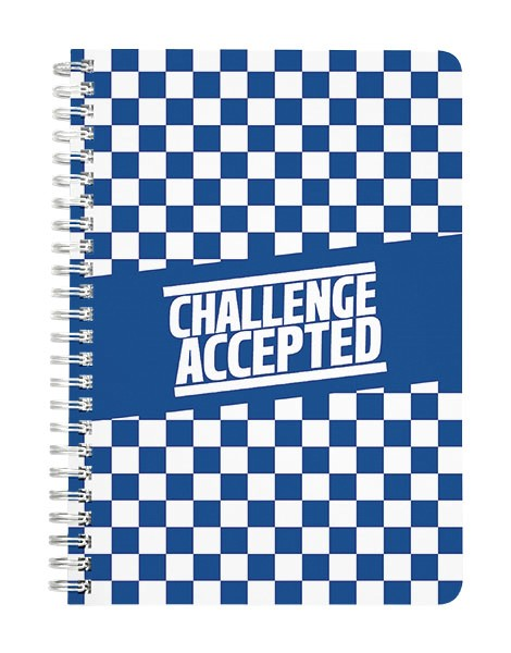 Challenge Accepted Notebook